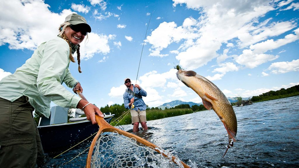 Orvis Valentine's Day: 10 Ways to Get Wild with the One You Love