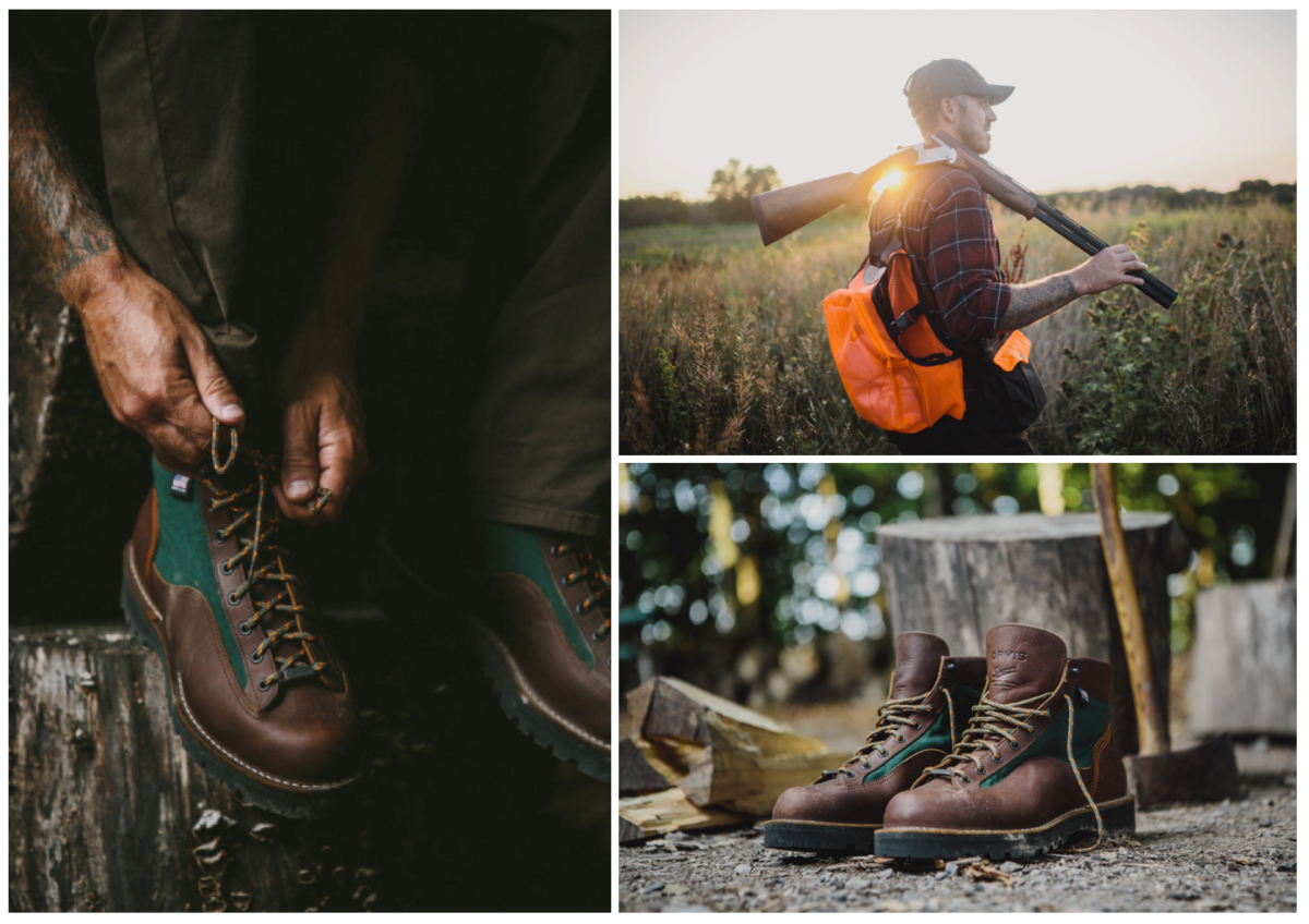 b130f27d3c8 Danner and Orvis Release Special-Edition, USA-Made Collaboration ...