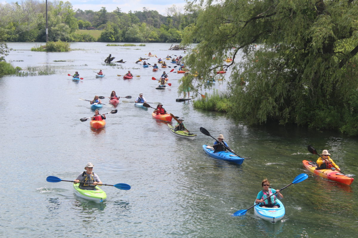 Keep the Buffalo Niagara Waterways Pristine
