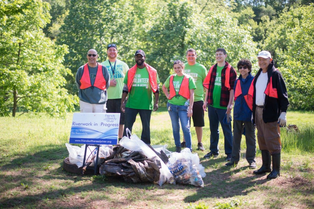Restoring the Reedy River for the Next Generation