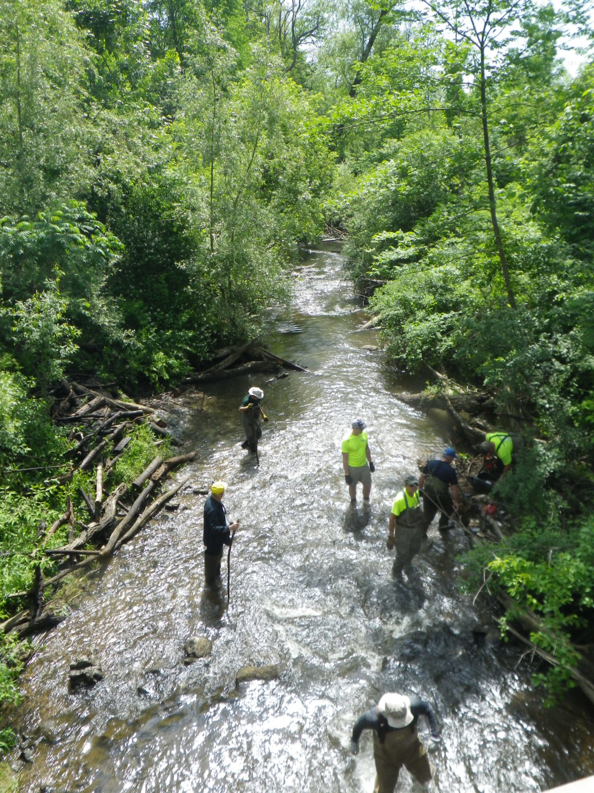Keep the Clinton River Watershed Pristine