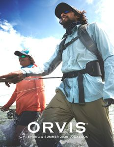 Orvis Spring/Summer 2020 Look Book
